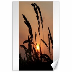 Sunset Canvas 24  x 36  (Unframed)