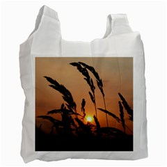 Sunset Recycle Bag (One Side)