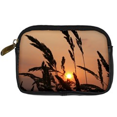 Sunset Digital Camera Leather Case