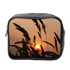 Sunset Mini Travel Toiletry Bag (Two Sides)