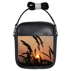 Sunset Girl s Sling Bag