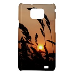 Sunset Samsung Galaxy S II i9100 Hardshell Case