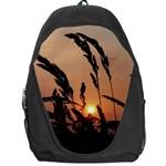 Sunset Backpack Bag Front