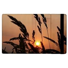 Sunset Apple iPad 2 Flip Case
