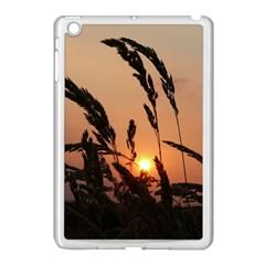 Sunset Apple iPad Mini Case (White)