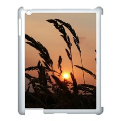 Sunset Apple iPad 3/4 Case (White)