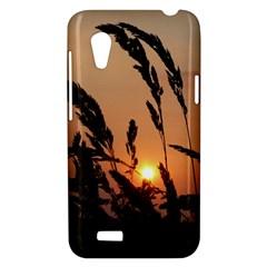 Sunset HTC Desire VT T328T Hardshell Case