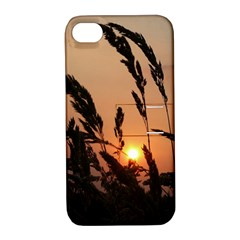 Sunset Apple iPhone 4/4S Hardshell Case with Stand
