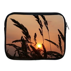 Sunset Apple iPad 2/3/4 Zipper Case