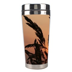 Sunset Stainless Steel Travel Tumbler