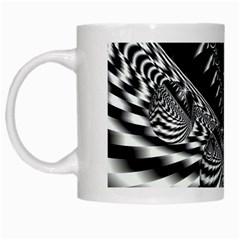 Space White Coffee Mug