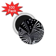 Space 1.75  Button Magnet (100 pack)