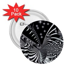 Space 2.25  Button (10 pack)