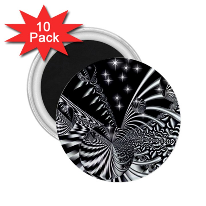Space 2.25  Button Magnet (10 pack)