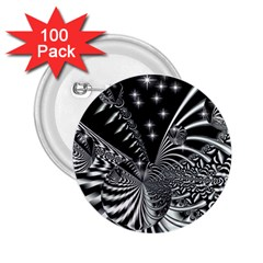 Space 2 25  Button (100 Pack)