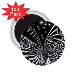 Space 2 25  Button Magnet (100 Pack)