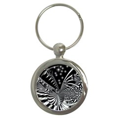 Space Key Chain (Round)