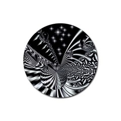 Space Drink Coasters 4 Pack (Round)