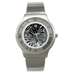 Space Stainless Steel Watch (Unisex) Front