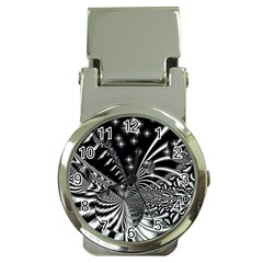 Space Money Clip with Watch