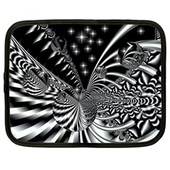 Space Netbook Case (Large)