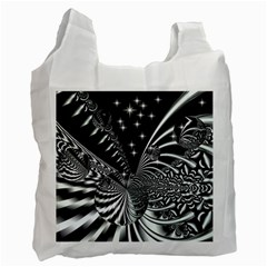 Space Recycle Bag (two Sides)