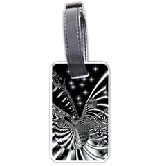 Space Luggage Tag (Two Sides)