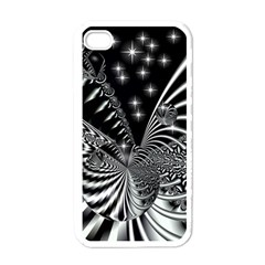 Space Apple Iphone 4 Case (white)