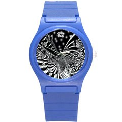 Space Plastic Sport Watch (small)