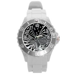 Space Plastic Sport Watch (Large)