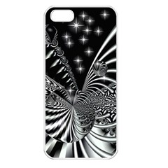 Space Apple Iphone 5 Seamless Case (white)