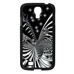 Space Samsung Galaxy S4 I9500/ I9505 Case (Black)