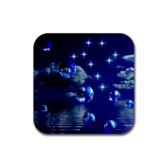 Sky Drink Coasters 4 Pack (Square)