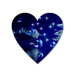 Sky Magnet (heart)