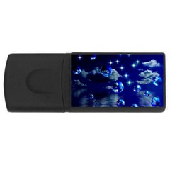 Sky 2GB USB Flash Drive (Rectangle)