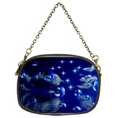 Sky Chain Purse (One Side)