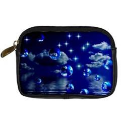 Sky Digital Camera Leather Case