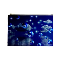 Sky Cosmetic Bag (Large)