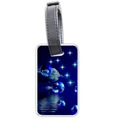 Sky Luggage Tag (Two Sides)