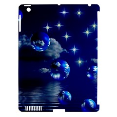 Sky Apple Ipad 3/4 Hardshell Case (compatible With Smart Cover)