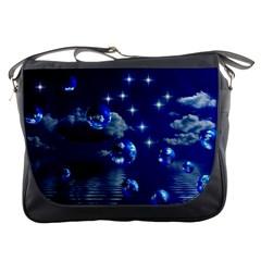 Sky Messenger Bag