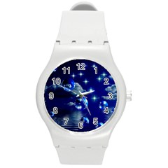 Sky Plastic Sport Watch (Medium)
