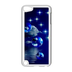 Sky Apple iPod Touch 5 Case (White)