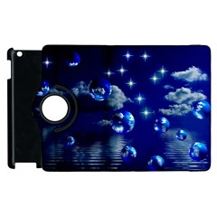 Sky Apple Ipad 3/4 Flip 360 Case