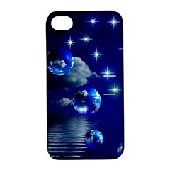 Sky Apple iPhone 4/4S Hardshell Case with Stand