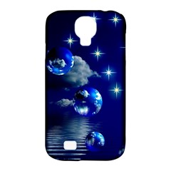 Sky Samsung Galaxy S4 Classic Hardshell Case (PC+Silicone)