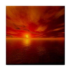 Sunset Ceramic Tile