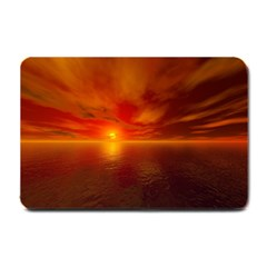 Sunset Small Door Mat