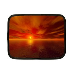 Sunset Netbook Case (Small)
