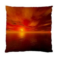 Sunset Cushion Case (Single Sided)